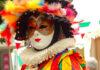 karnawał, stroje karnawałowe, maski karnawałowe